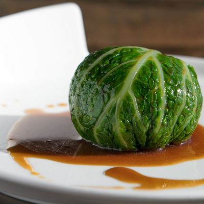 Savoy Cabbage Surprise Parcels Blas Y Tir